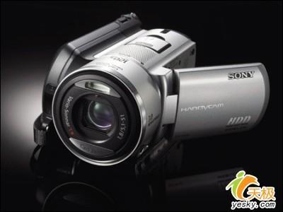 硬盘摄像机市场索尼来了JVC是喜是忧?
