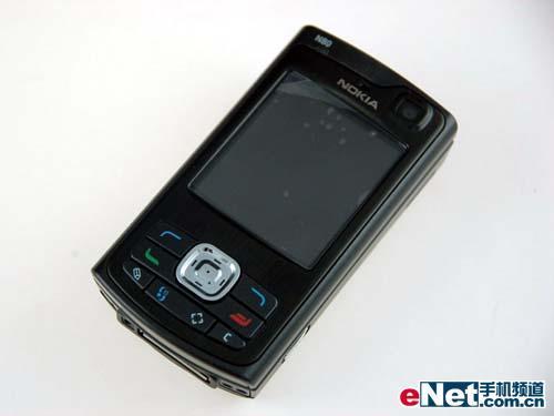 超酷滑盖机诺基亚320万像素N80售价4700元