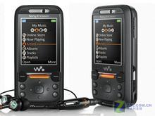 索爱首款滑盖音乐手机W850i真机体验