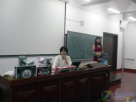 ATi盈通高清亮彩之路―沈阳理工大学
