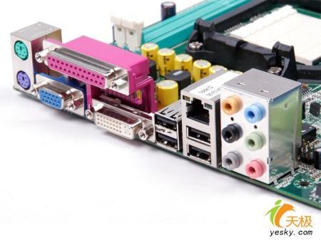 AM2平台全功能整合主板七彩虹C.NC61-M2测试