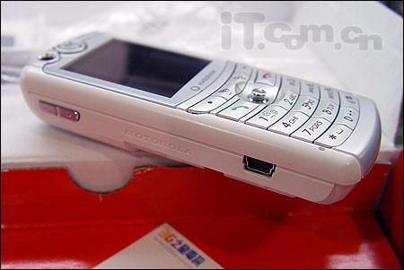 摩托罗拉3G音乐手机E770v创新低仅售1180