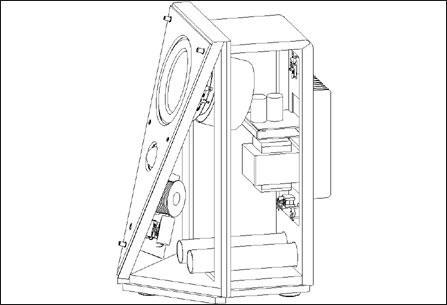 t200b内部结构图