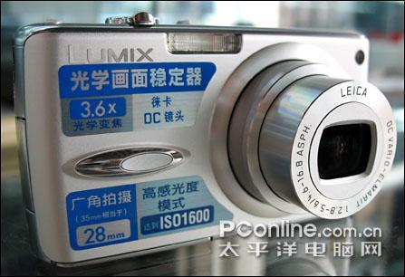 过分热卖松下28mm广角FX01不降反涨