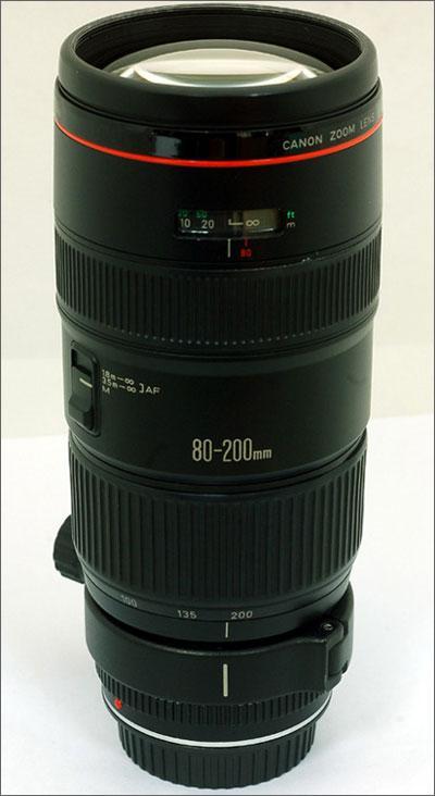 适于抓拍佳能EF/80-200mm镜头仅5800