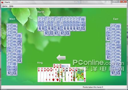 并且现在牌面的花纹与牌桌壁纸都可以更换,显得漂亮不少,由于规则简单