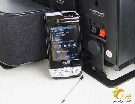 GPS手机神达130万像素A700仅售5880元
