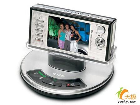 超值柯达双镜头卡片机V570再降200元
