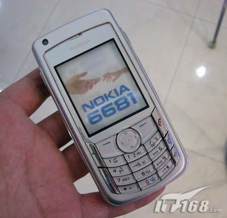 智能手机大降诺基亚6681仅售2250元