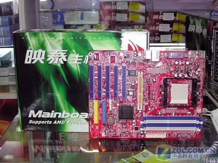 AGP不死最适合7600GS五款939主板推荐
