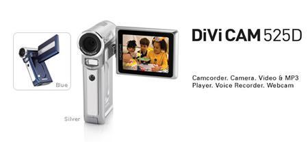 可拍MPEG4视频创新推出500万像闪存DV