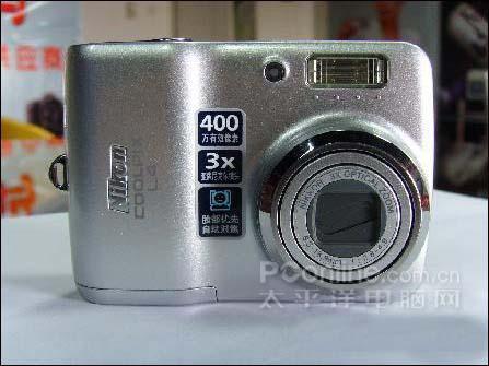 数码相机也卖跳楼价尼康L4只卖1300