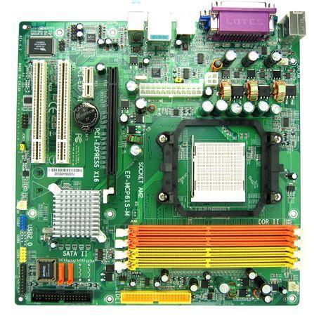 单芯片方案磐正发布MCP61M集成主板
