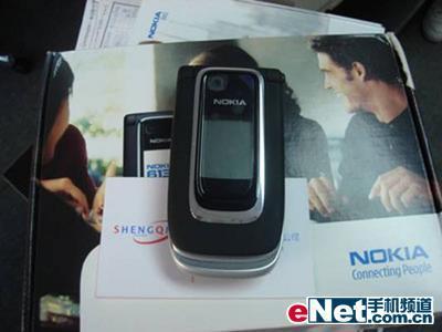 强攻低端:新品诺基亚6131售2880元