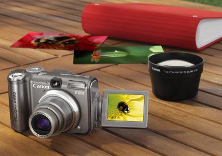 工薪首选八款特色液晶屏数码相机点评