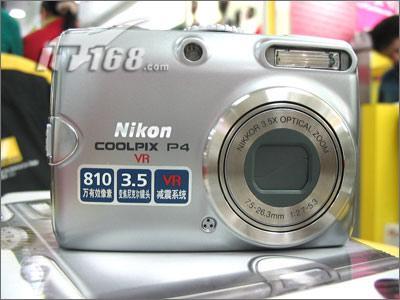 [广州]更多选择尼康P4仅售2888元