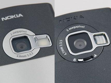 九大亮点造S60旗舰诺基亚N70与N80完全对比(6)