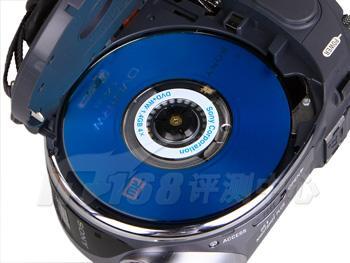 DVD摄像机新中坚索尼DCR-DVD755E评测(8)