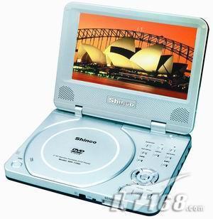 新科多媒体移动DVDSDP-1720C全新推出