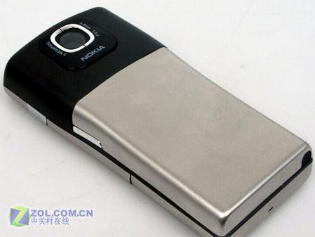 两个版本齐降价诺基亚N91行货跌至5580元