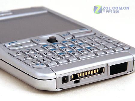 全功能键盘S60商务智能机诺基亚E61评测(4)