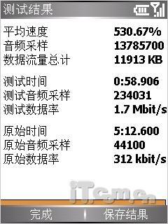 折叠精英多普达超薄智能710详尽评测(11)