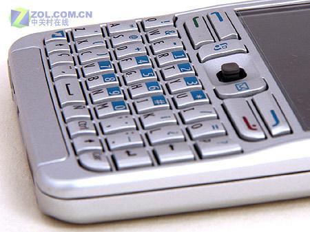 全功能键盘S60商务智能机诺基亚E61评测(2)