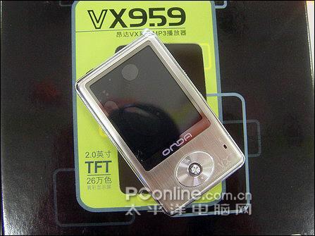 视频旗舰!昂达2寸屏新品VX959靓丽登场