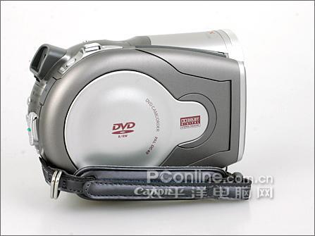 动静皆宜佳能400万像DVD摄像机DC40评测