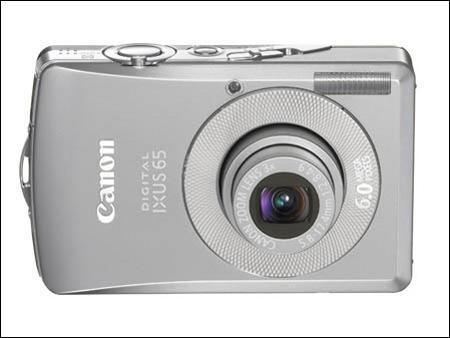 耗电量大待机时间最短的五款数码相机