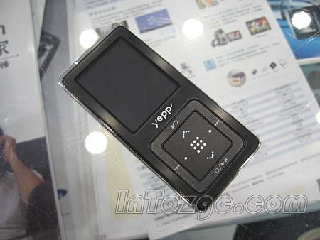 绝佳操控手感四款主流触摸式MP3推荐