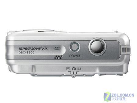 600万像素超低价索尼S600仅1599元