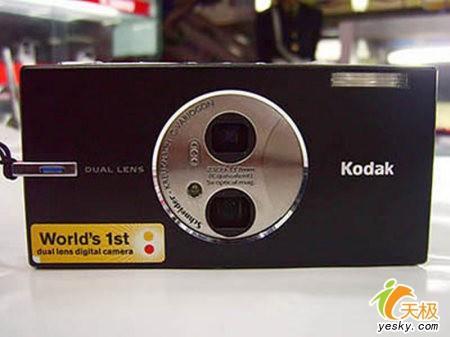 超级广角双镜头柯达V570跌破3K还送卡