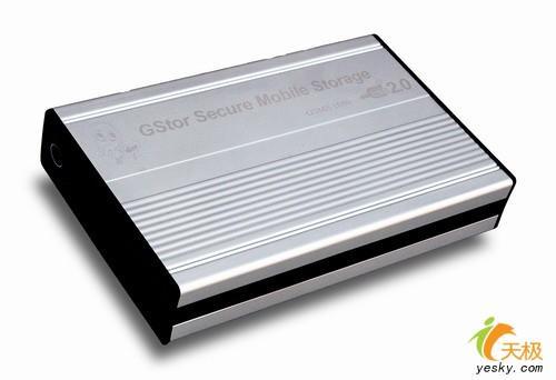 不能没有你普通用户易拓安全硬盘试用手记