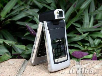 双屏折叠设计诺基亚3G手机N90跌至4200元