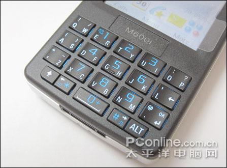 15mm超薄机身索爱娱乐智能机M600i到货(2)