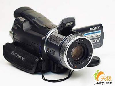 索尼军团降价忙数码摄像机一周行情综述