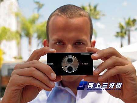 双镜头DC柯达V570仅2750元送512M卡