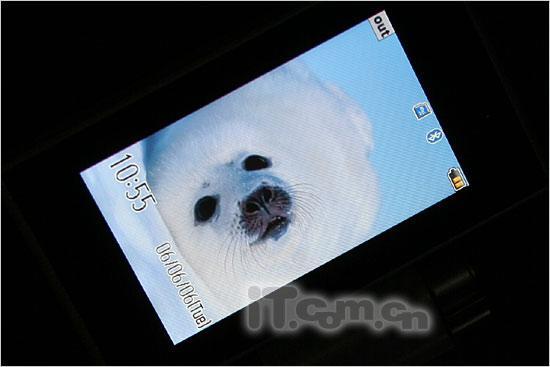 多媒体娱乐之王夏普电视手机V905SH评测(2)