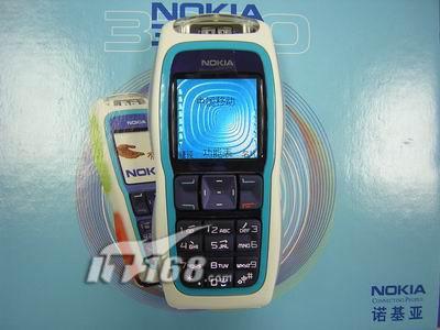 [上海]诺基亚:闪信手机3220跌破千元