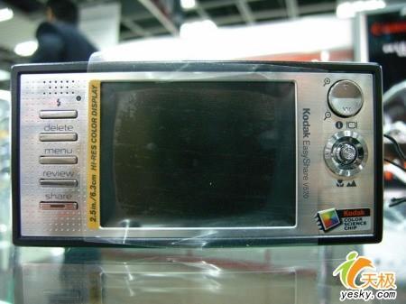 23mm超广卡片柯达双目V570再降百元