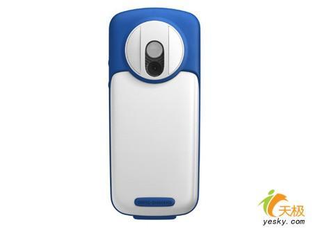明西发布防震防尘运动音乐手机M81