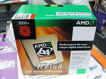 力挺AMD新架构六款AM2主板新秀热力推荐