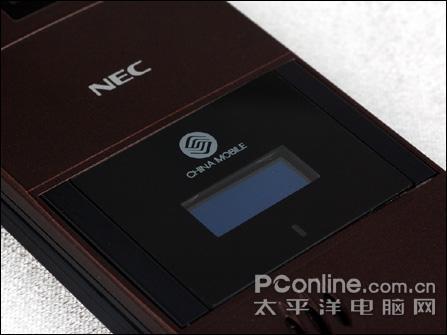 130万像素NEC超薄折叠设计NK详细评测