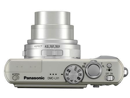 小型相机性能之王松下LX1降价百元