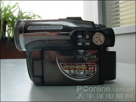 高低搭配日立DVD-DVGX3300E/3100E评测