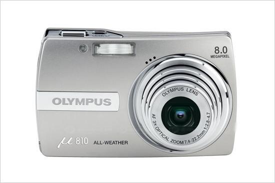 拍摄效果一流高像素时尚卡片相机推荐(3)