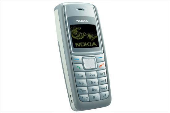 定位入门级消费者诺基亚推出最新1100i