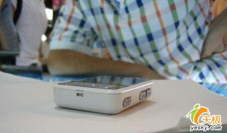 低价彩屏风肆虐朝华1.5寸MP3跌破三百