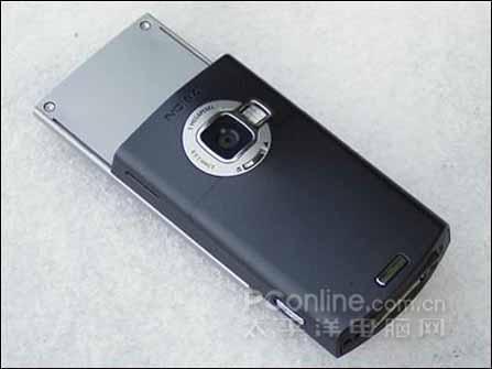 娱乐无极限诺基亚300万像素N80卖5800元